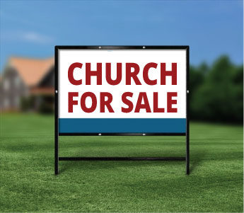 church building for sale