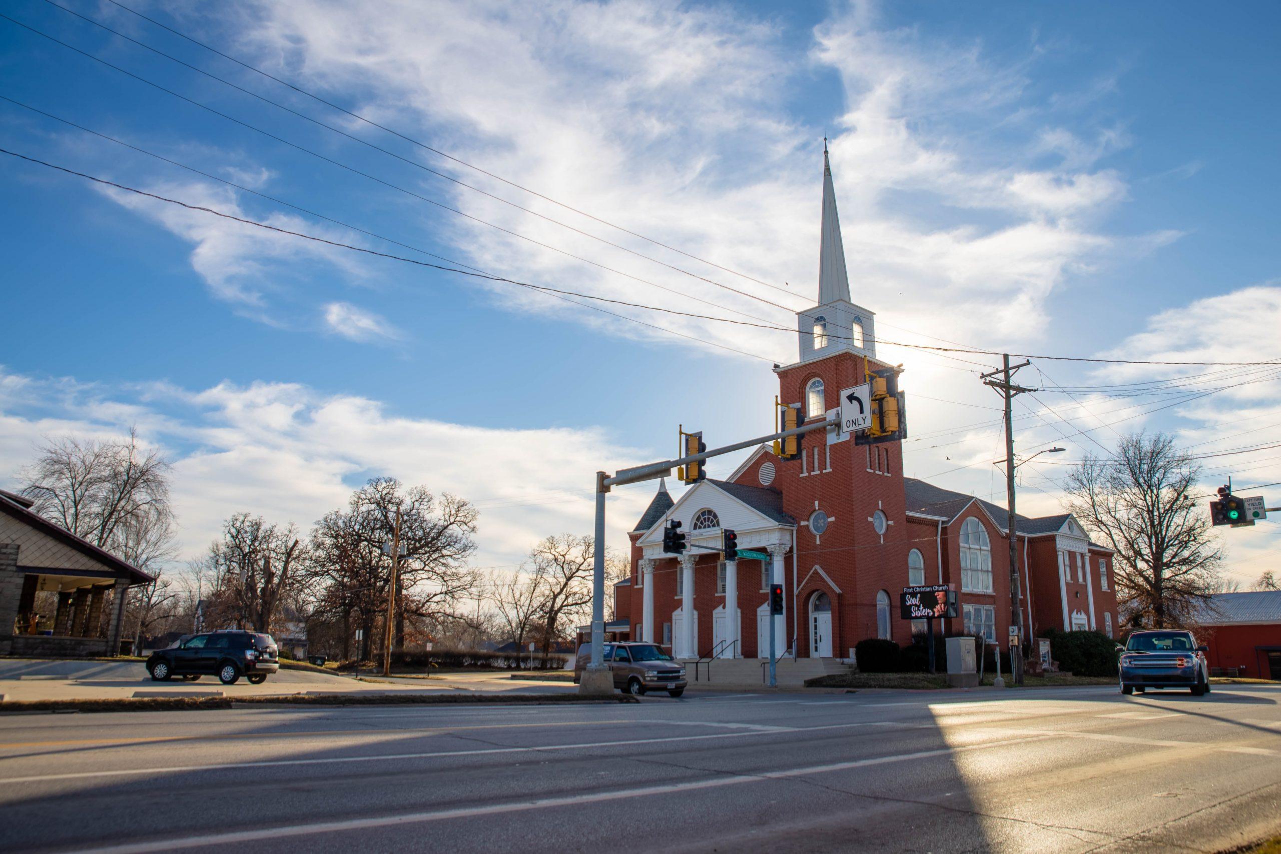 church maintenance to keep it functioning