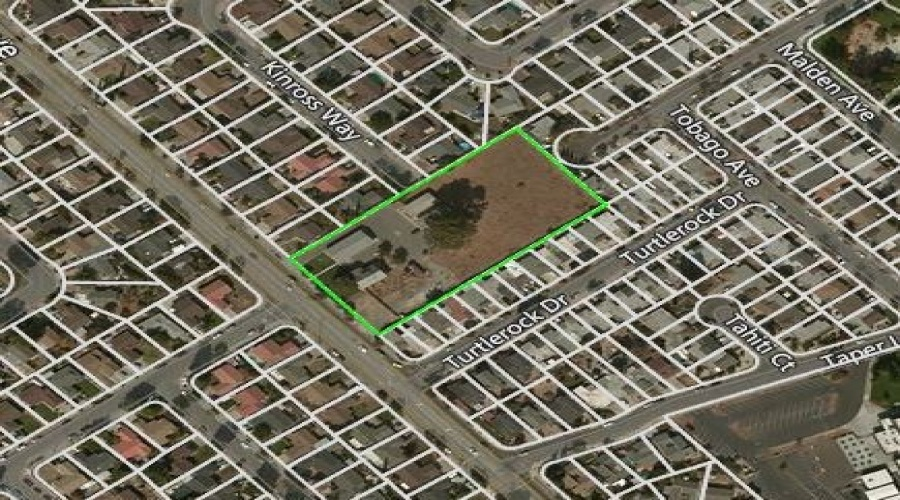 1970 McLaughlin Ave, San Jose, California 95122, ,Vacant Land,For Lease, McLaughlin Ave,1010