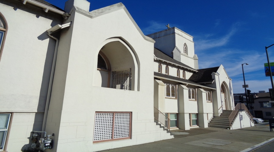 1400 Judah Street, San Francisco, California 94122, ,Church,For Sale,Judah,1049